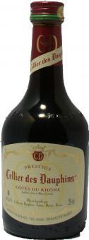 Cellier des Dauphins Prestige Rotwein 0,25l