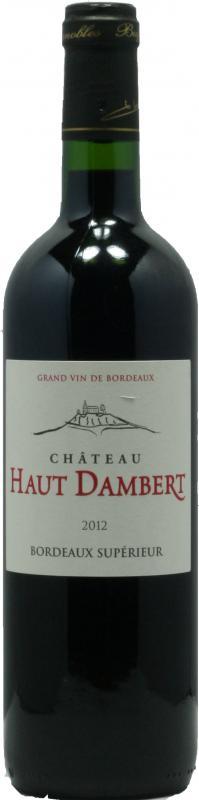 Chateau Haut Dambert, Bordeaux Superieur 2014