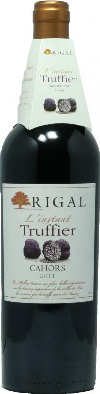 Rigal L'instant Truffier Malbec 2016