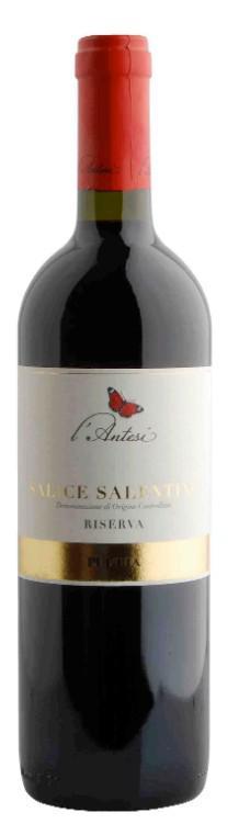 2011 SALICE SALENTINO RISERVA L' ANTESI
