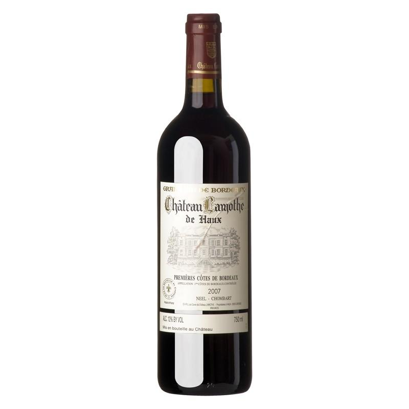 Chateau Lamothe de Haux Rouge 2014