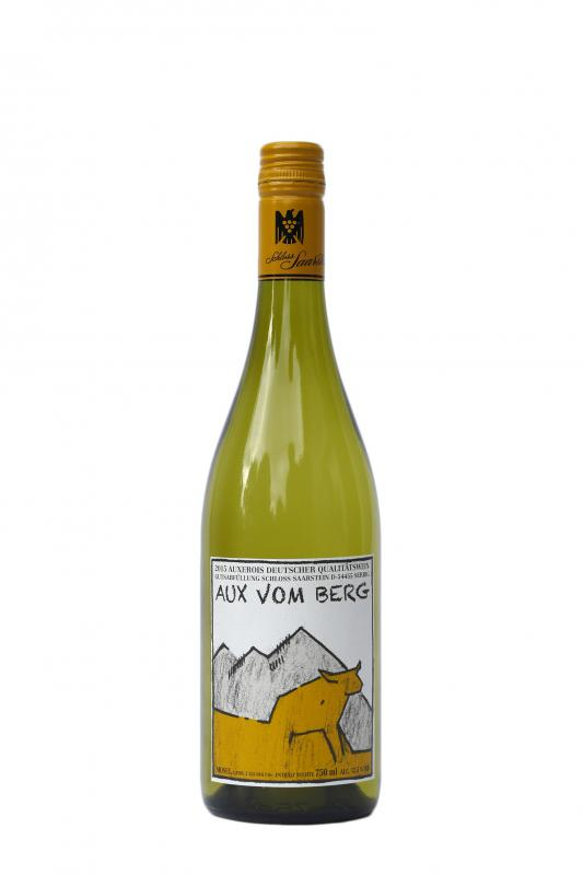 Schloss Saarstein Auxerrois 2015 Qualitätswein trocken