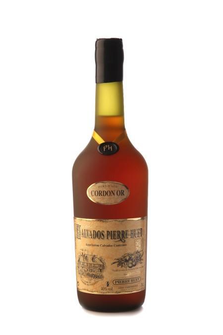 Calvados Pierre Huet Cordon Or